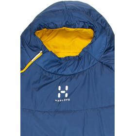 Haglöfs Tarius -5 Sleeping Bag 190cm Hurricane Blue